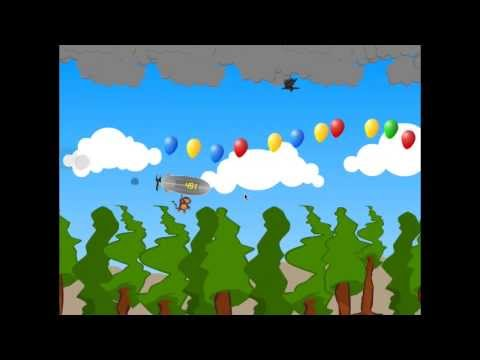 Better Than Flappy Bird! WANK 3: Hot Air Bloon and Last Line of Defense!