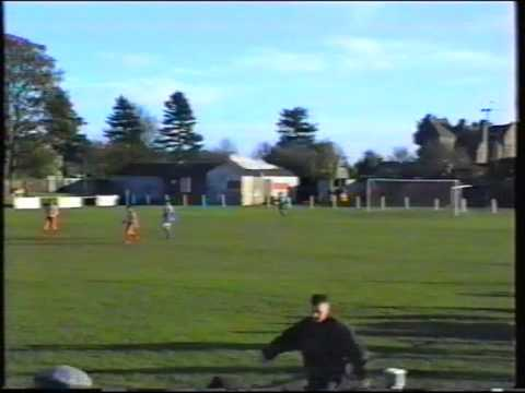 Broughty Athletic 1-2 Kirrie Thistle (2/11/96)