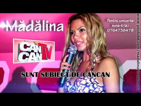 SUNT SUBIECT DE CANCAN (Noua 2012)