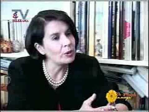 Rosalia Arteaga.