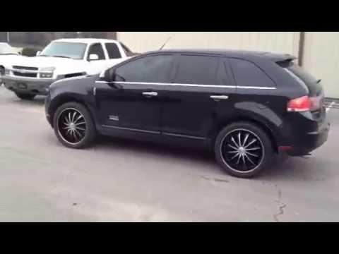 22 Inch Borghini B19 Wheels Lincoln Mkx Nashville Tn Youtube