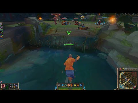how to change pov on league of legends