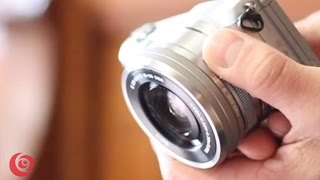 Hands-On Video Review of Sony A5000 – Focus Camera