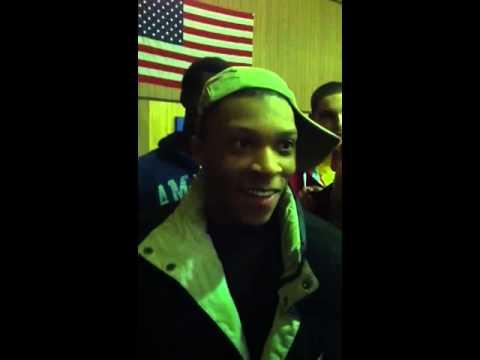 CYO Rap Battle Part 1 AJ Morgan vs. Jarad Arthur