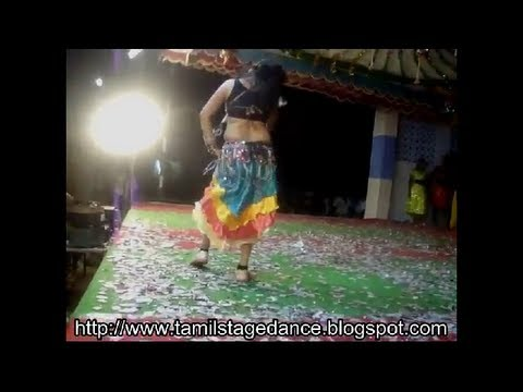 Tamil Hot Stage Dance | Tamil Record Dance Latest 2013 video