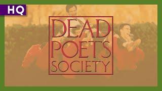 Dead Poets Society (1989) Trailer