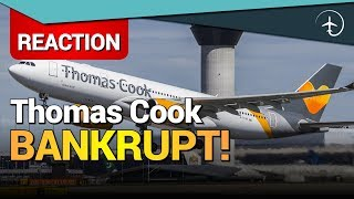 What happens now?! Thomas Cook