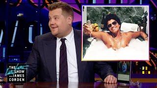 Download Lagu Celebrity Instagram: Bruno Mars, Britney Spears Gratis STAFABAND