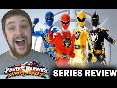 Power Rangers Dino Thunder - Series Review