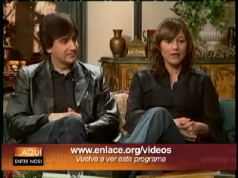 DANTE GEBEL Y SU ESPOSA LILIANA