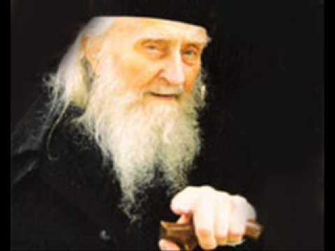 Parintele Sofronie Saharov - Cuvant despre viata in Hristos