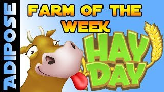 Hay Day - Farm of the Week #1 - Santos