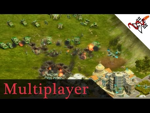 Rise of Nations Extended Edition - 2vs Zyragon | Multiplayer Gameplay [1080p/HD]
