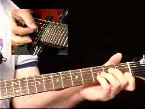 Blues Guitar Lessons - Memphis Mambo 2 - Blues Bash - Keith Wyatt