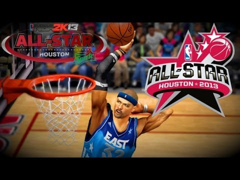 NBA 2K13 MyCareer 11: DUNK CONTEST & ALL-STAR GAME
