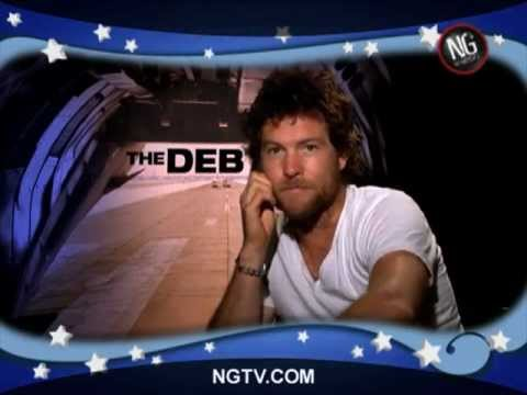 Sam Worthington & Jessica Chastain Uncensored on THE DEBT w/ Carrie Keagan