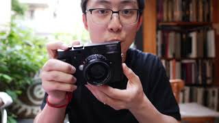 ERIC KIM LEICA M10 + Leica 35mm f/1.4 Summilux ASPH Lens for Street Photography