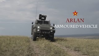 Сделано в Казахстане #1|БМ Арлан • Брондалған көлік АРЛАН • Armoured Vehicle ARLAN Kazakhstan