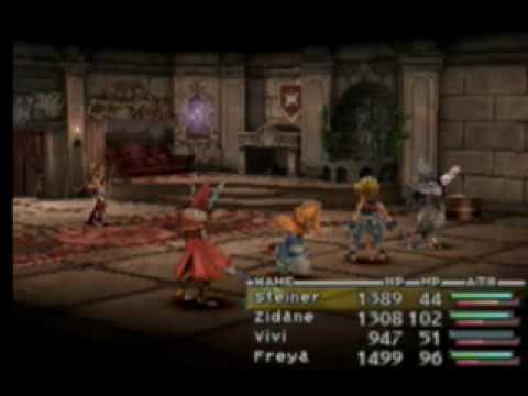 FFIX - Rescuing Dagger Part 2 - Beatrix (Last Time)