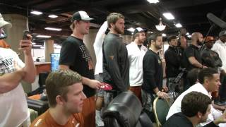 Texas Bowl: Day 3 [Dec. 27, 2014]