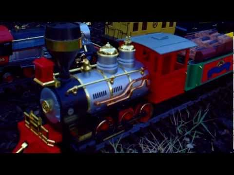 Echo classic rail train set