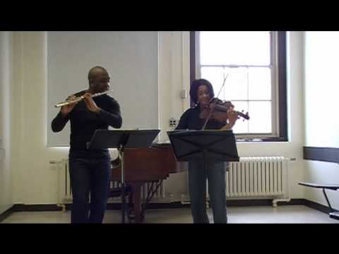 Devienne Duo mvt 1 in C minor