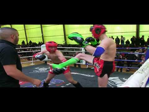 Coupe Nationale de MUAY THAI  2017
