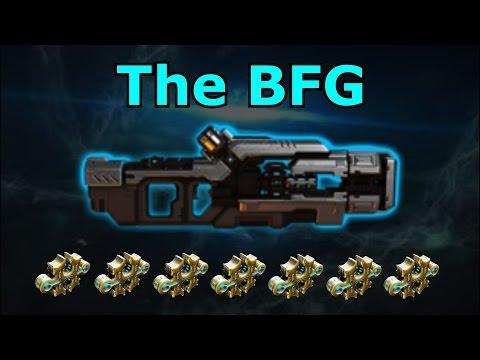 Warframe - 7 Forma Opticor - The BFG