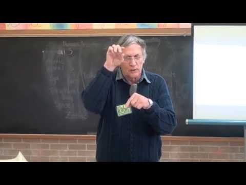 Prairie Moon Waldorf School 2014 - Science Clip #1