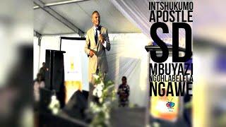 INTSHUKUMO (Apostle SD Mbuyazi)