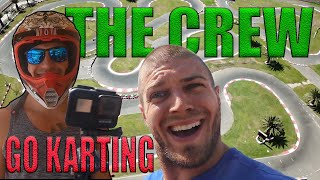 """""""The Fit Crew"""" Canaria - Go Karting by Jacob Heppner"""