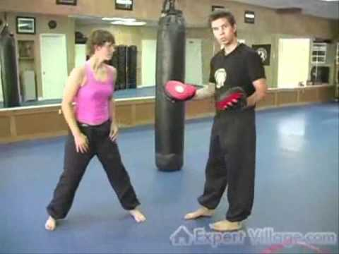 Vídeo Aula de Kickboxing