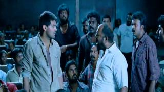 Vettai - Tamil Movie Vettai Comedy Scene - Tug of war ends with fun - Arya | Madhavan
