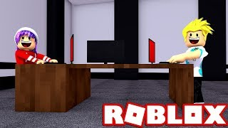Hacking All Day Long in Flee the Facility Roblox Game