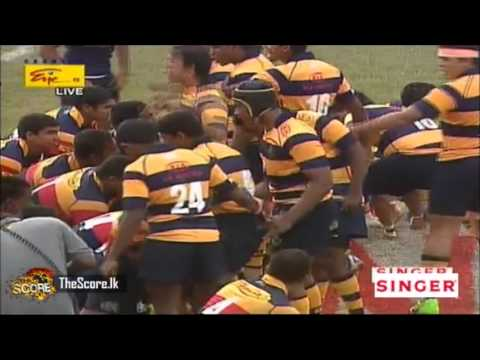 Thescore.lk - the Haka By Trinity College At The 69th Bradby Shield 2nd Leg. video