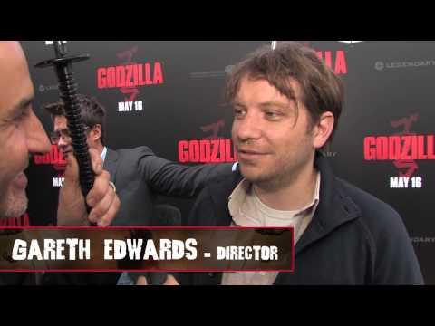 Godzilla 2014 Interview With Gareth Edwards