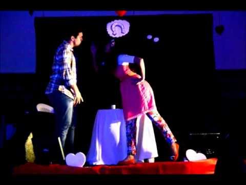 Teatro Cristão Briga de Casal Missionária Canaã