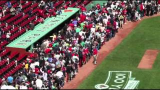 Red Sox Ready for Fenway's 100th Anniversary