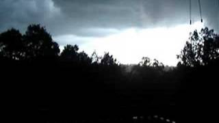 Southwestern Thunderstorm Rain