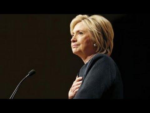 Scandal puts Clinton on defense against mainstream media