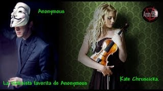 Anonymous Music  Electric Violinist - Kate Chruscicka
