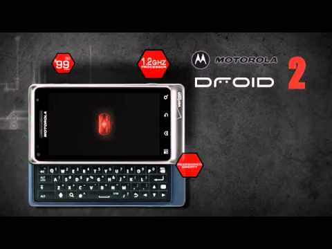 Verizon wireless droid commercial