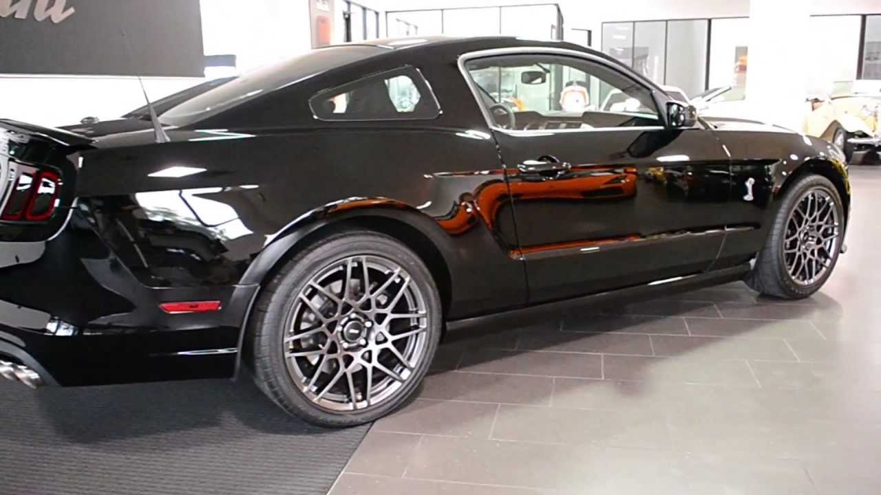 2014 Ford Mustang Cobra Gt500 Svt Gloss Black Lt0536 Youtube