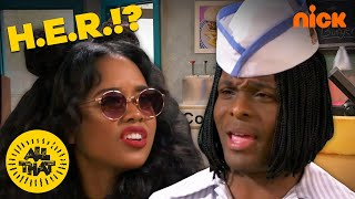 Good Burger Can't Handle H.E.R.! (ft. Kel Mitchell) New Episodes Sat. @ 8:30P EST | #AllThatTuesday