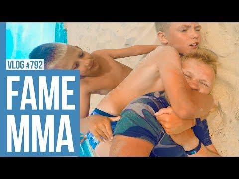 FAME MMA / VLOG #792
