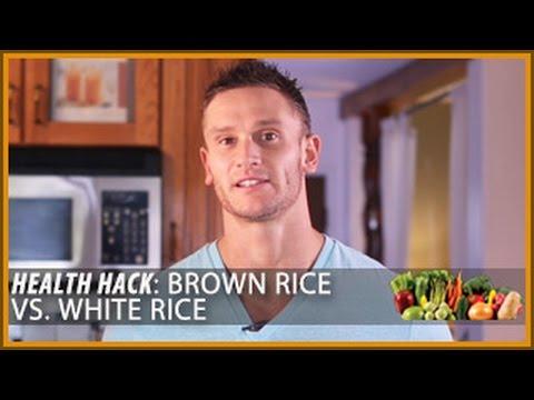 Health Hack: Brown Rice vs. White Rice- Thomas DeLauer