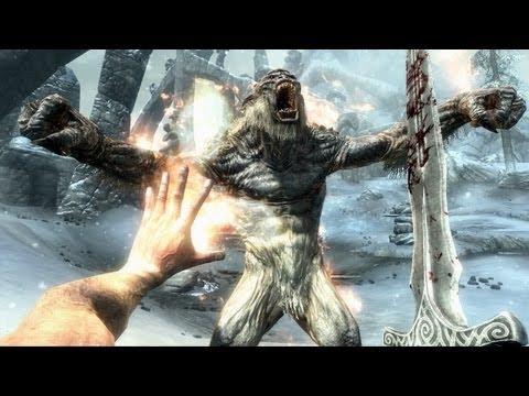 The Elder Scrolls V - Skyrim: Vale ou não a pena jogar [BR]