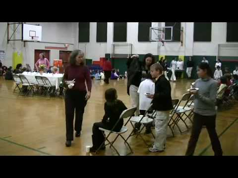 A Day of Hunger at Pine Point School - 11/26/2009