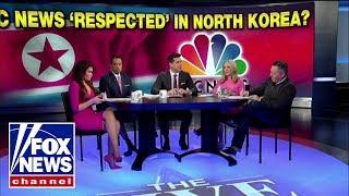Critics accuse Lester Holt of spreading North Korea propaganda