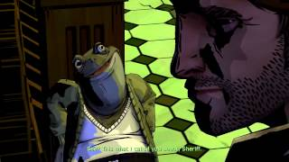 The Wolf Among Us - Oynanış / Gameplay